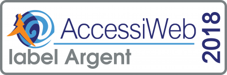 logo label Argent accessibilité