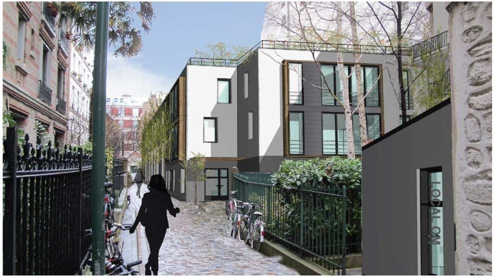 La RIVP lance un nouvel appel à candidatures pour la Villa du Lavoir.
