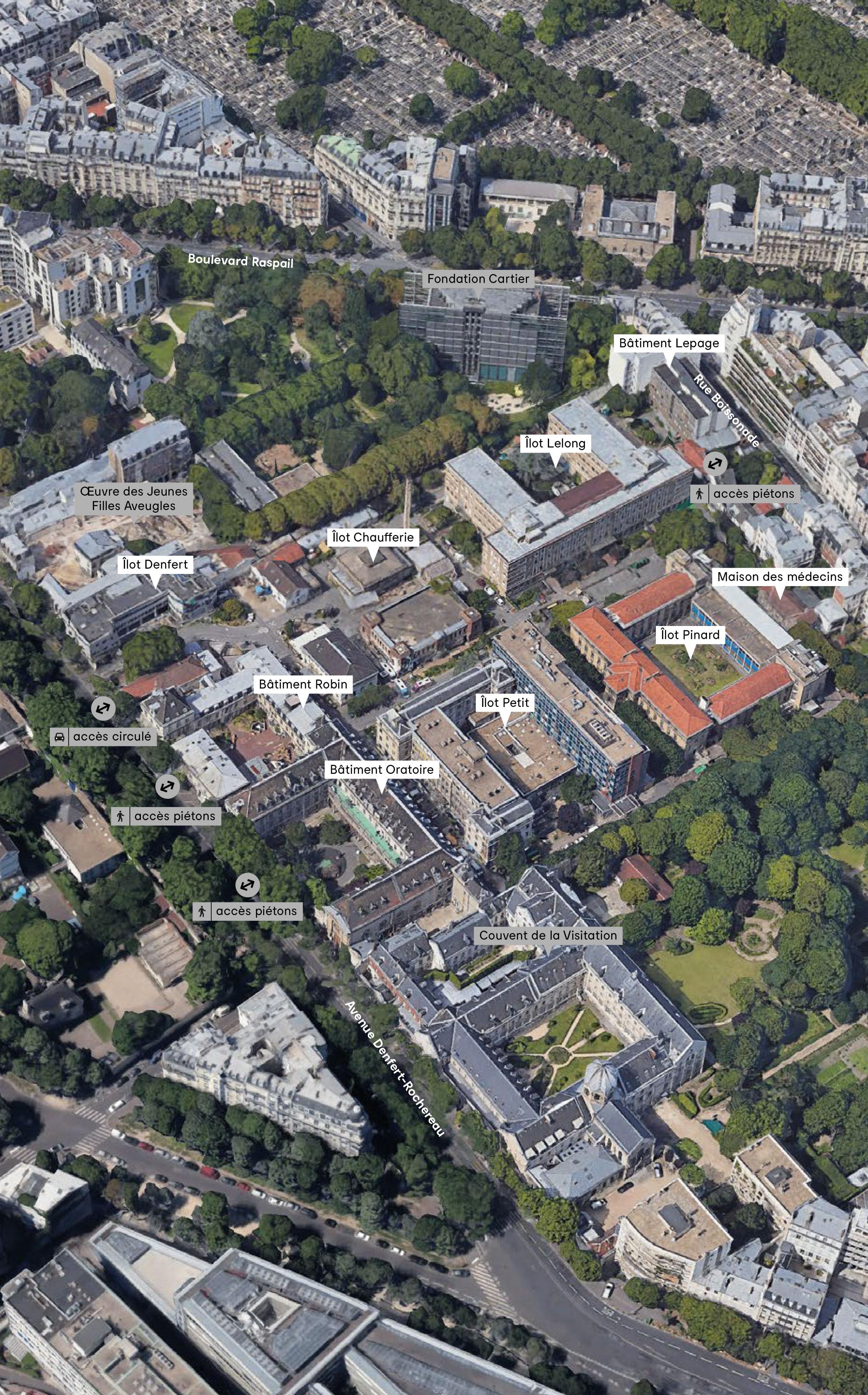 La RIVP et Paris Habitat sont les 2 bailleurs qui initieront le dialogue avec les futurs locataires.