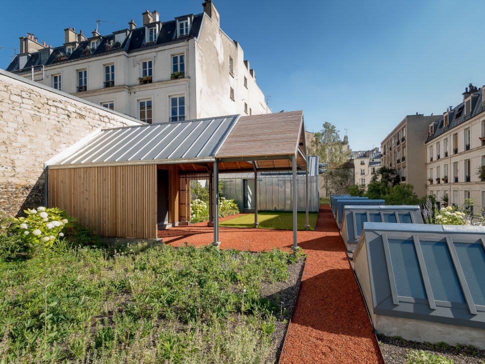 8 logements sociaux ont été créés à la Villa du Lavoir