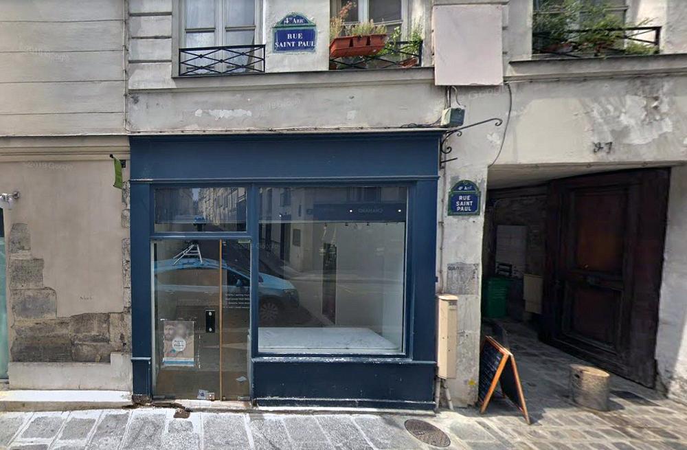 Les commerçants peuvent tester pendant des semaines leurs activités au cœur de Paris